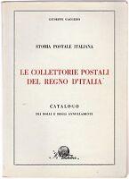Giuseppe Gaggero le collettorie postali del Regno d'Italia 1970 6229
