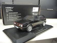 1:18 NOREV VW Golf 2 GTI G60 schwarz black NEU NEW
