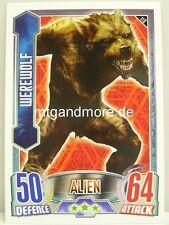 #118 Werewolf - Alien Attax Doctor Who
