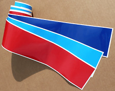 BMW M Sport Style Couleur Stripe Sticker Decal 75 mm E30 E36 E39 E46 E90 M3 M5 Z4