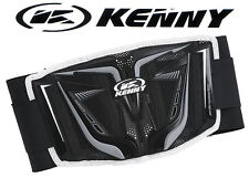 Ceinture performance ENFANT moto cross Gris KENNY protection dos lombaires NEUF
