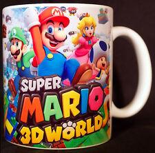 Super Mario 3D World - Kaffeetasse - Tasse - SNES NES N64 - Land - Nintendo -