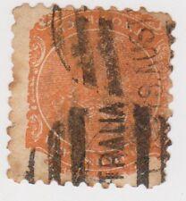 (B260) 1868 SA (E) 2d orange