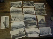 Pensionnat de Passy-Froyennes lot 15 cartes postales