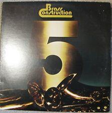 Brass Construction 5 - Terrific E LP