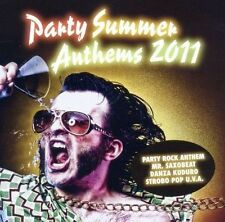 Various - Party Summer Anthems 2011