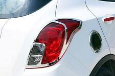 2* Rear Tail Lamp Light Cover Trim for Buick Encore / Opel Vauxhall Mokka 13-16