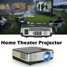 Portable HD LED Home Cinema Projector Video Game Camping HDMI/VGA/USB 1080P Mini