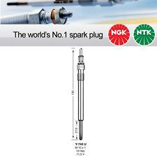 NGK Y-745U / Y745U / 4705 Sheathed Glow Plug Pack of 4 Genuine NGK Components