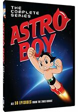 NEW Astro Boy - The Complete Series (2003) (DVD)