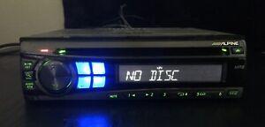 Alpine CDE-9870 CD Receiver/ MP3/ FM Tuner (Single Din)