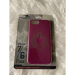 NEW! D-Tech Disney Parks iPhone 7/6/6s Plus Case ACE Pandora Avatar Purple