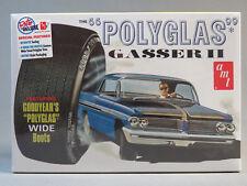 AMT 1962 PONTIAC GASSER CATALINA MODEL CAR KIT plastic rod 1:25 Scale 1092 NEW