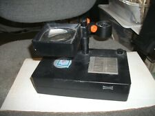 ESCHENBACH, GERMANY. STAMP, PAPER, JEWELRY  STAND  MAGNIFIER