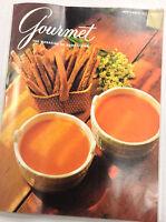 Gourmet Magazine World Of Balzac September 1987 010517R