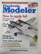 Fine Scale Modeler Magazine  July 2002   Finding Out Of Production Kits
