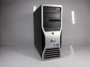DELL PRECISION T3500 XEON E5520 2.27GHz 16GB RAM 1TB HDD QUADRO FX4800