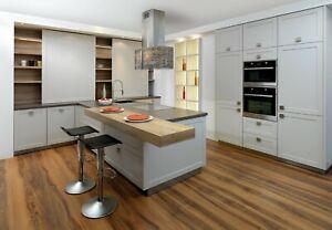 Farmhouse German Cabinets-European Farmhouse Kitchen- Modern country Kitchens