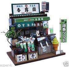 Doll House Handmade kit Japanese Retro Store [Japanese Tea Shop] Billy Japan