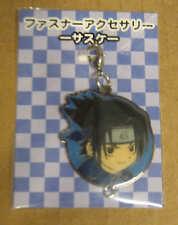 Naruto Fastner medal mascotte da appendere a medaglia - Sasuke RARE