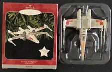 Hallmark Star Wars Ornaments: X-wing Star Fighter
