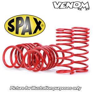 Spax 50/40mm Lowering Springs For Ford Escort Mk6 Estate 1.8 16v (95-00) S011008