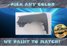 Pre-Painted to Match! Left Drivers Side LH Fender 2006-2009 Rabbit Volkswagen