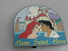 Disney Auctions Ariel Eric Home Sweet Home Pin LE 500 Little Mermaid