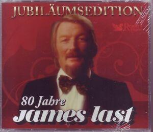 James Last- 80 Jahre Jubiläumsedition  Reader's Digest  5 CD Box