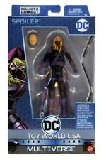 DC Comics Multiverse Spoiler Collect & Connect Lex Luthor Wal-Mart Exclusive