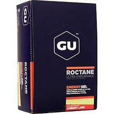 Gu Roctane Ultra Endurance Energy Gel Cherry Lime 24 pckts