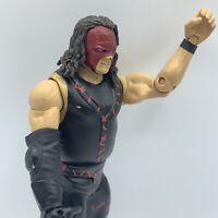 WWE Kane Series 22 Mattel Wrestling Action Figure 2011 Wrestler WWF Toy Red Mask