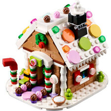 LEGO Holiday Christmas - Super Rare - Gingerbread House 40139 - Excellent