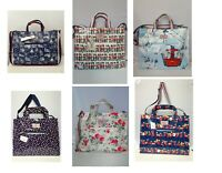 CATH KIDSTON HAND BAG- OPEN CARRY ALL BAG- WITH STRAP