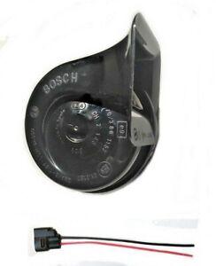 ★ NEW Genuine BOSCH 703881157 Low Tone Horn BMW Audi Porsche Mercedes-Benz Jeep★