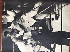 b1M ephemera 1959 article 2 pages boxing ingemar johansson eddie machen