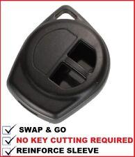 FITS Suzuki Swift SX4 Grand Vitara Jimny remote Car Key Replacement Case Shell