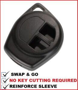 FITS Suzuki Swift SX4 Grand Vitara Jimny s cross Cruize remote Car Key  Shell