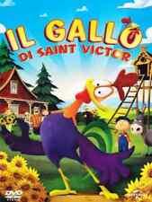 Gallo Di Saint Victor (dvd nuovo sigillato)