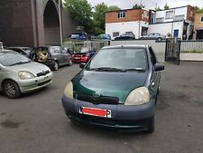 TOYOTA YARIS (GREEN) 1.0 1999 02 03 04 2005 BREAKING FOR SPARES