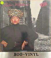 ALYSON WILLIAMS - RAW Vinyl LP Album UK 1989 Hip Hop RnB DEF JAM REC 463293 EX+