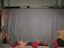 1 Lederhaut,Rindnappaleder,gedeckt grau ca. 5,52 qm,1,4-1,6 mm