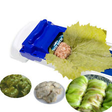 Magic Roller Meat Sushi Vegetable Dolma Stuffed Grape Cabbage Leaf Rolling Tool