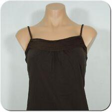 ANN TAYLOR LOFT Women's Brown Cami Top size XS