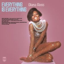 Diana Ross - Everything Is Everything NEW CD
