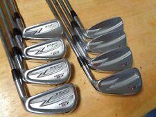 TITLEIST ZB Forged 3,4,5,6,7,8,9,PW IRONS IRON Z-B Set 3-PW Steel DG X100
