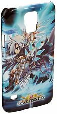 Brave Frontier Samsung Galaxy S5 Case - Sefia Glossy Pictorial and Rigid Plastic