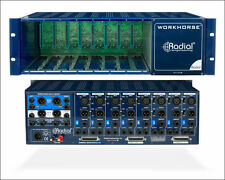 New Radial WR-8 Rack Workhorse 8-Slot Power Rack 500 Series