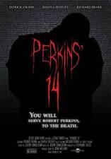 PERKINS' 14 Movie POSTER 27x40 Patrick O'Kane Richard Brake Michale Graves