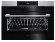 AEG KPK742220M Built-In Compact Sense Cook Multi function Electric Oven